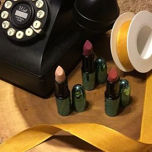 MAC Lipstick bundle
